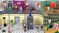 레고로 재현한 게임의 한 장면