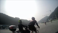 도싸 대관령폭주 다른 영상 (교차로 신호위반 질주)