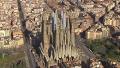 100년째 짓는 성당의 완공 모습