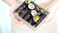 한입 먹고 싶은 꼬마 김밥 만들기