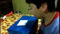 생일 선물로 도마를 줬는데