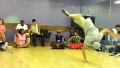 장애를 뛰어넘은 남자의 댄스