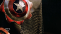 캡틴 아메리카 위한 표창 방패?