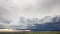 타임랩스로 관찰한 폭풍