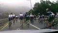도로 점령하고 자전거 대회를?