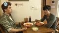 토마토 냉면을 맛본 하석진 반응