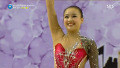 손연재, 생애 첫 세계선수권 메달