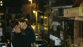 이동욱 신세경, 위로의 키스