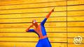스파이더맨이 농구를 한다면?