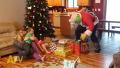 산타의 등장에 기겁한 이유