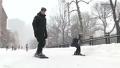 미국 도심에 무료 스키장이라니