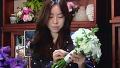 꽃집 아가씨의 연예인급 미모