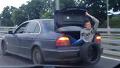 러시아 도로를 달리면 겪는 일