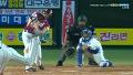 넥센 홈런쇼, 백투백투백 홈런!