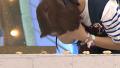 머리로 땅콩 깬 여아이돌 대단해