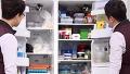 보여 주기용 냉장고 설정 논란