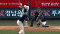 시즌 39호 테임즈 솔로 홈런