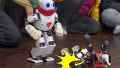 흥미진진한 로봇 격투기 대결