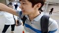 잘생긴 한국 남자가 일본에 가면