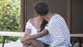 촬영장에서 키스한 실제 커플