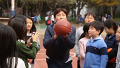 농구 못하는 농구선수 배성우