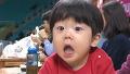 아빠 응원 온 농구 선수의 아들