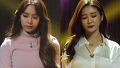 두 미녀의 막상막하 노래 실력