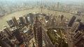 고층 건물들이 만들어낸 웅장함