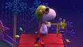 스누피, 3D로 재탄생한 모습
