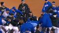 관객들도 놀란 MLB 난투극