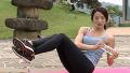 비키니 입기전 뱃살 줄이는 운동