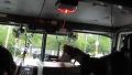 미국소방차 출동 장면 실내 모습