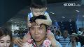 '행복한 아빠' IOC 선수위원 유승민, 두 아들의 사랑스러운 환영식 [비디오머그] 20160824
