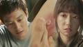 다친 박신혜 치료, 애틋한 스킨십