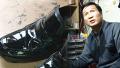 달인만의 남다른 구두 닦기 비법