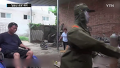 中 인력거 끄는 '일본군 로봇'에 日 '부글부글'