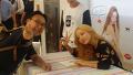 '네일하라 팬사인회', 구하라 함께 '치즈'하라 [스타ting] CBC