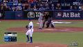 추신수 득점권 찬스, 아쉽게 잡힌 잘 맞은 타구  / 7회초 [MLB]