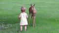 아기와 아기는 통하는게 있나 보다