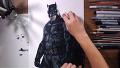 배트맨 그리기 - 마카&색연필 손그림 | 드로우홀릭