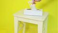 티슈 상자로 간단한 비닐봉지 수납 기술