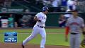 1회말 TEX 추신수 마운드 붕괴시키는 투런 홈런(시즌 14호)