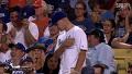 경기장을 잘못 찾아온 야구 팬