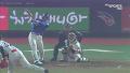 3회초 삼성 이승엽 완벽한 타이밍에 넘긴 시즌 첫 홈런