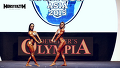 2015 MR.OLYMPIA HONGKONG WOMEN'S PHYSIQUE 그랑프리 결정전