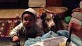 """""""맘마""""를 따라하는 개, """"맘마""""를 따라 하지 못한 아기... 아기의 마음은?"""