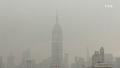 [영상] 엠파이어 스테이트 빌딩에 벼락 치는 장면 포착