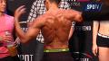 [UFC] 추성훈 vs 알베르토 미나 계체량