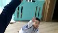 11개월 아들래미의 개인기. . ㅡ.ㅡ