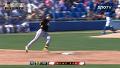 [MLB 시범경기] 강정호, 두번째 타석 솔로 홈런!